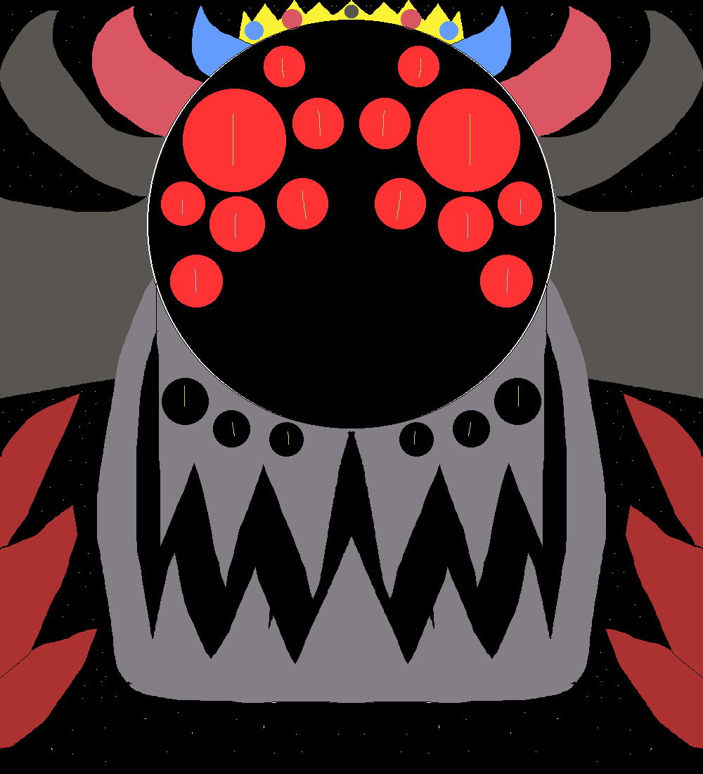 UNIVERSE DESTROYER SPIDER KING