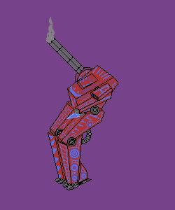 Kaiju Killer Respray