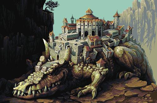 Kingdom Croc