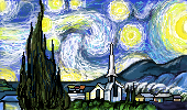 starry night final
