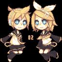 Vocaloid: Kagamine Len & Rin