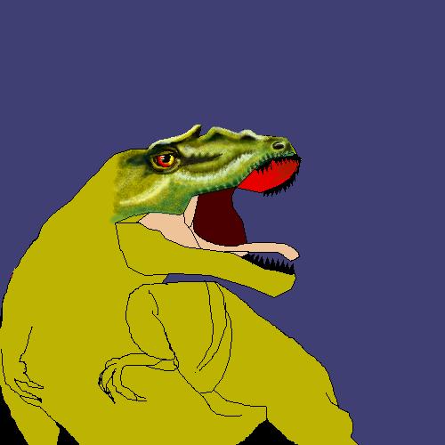 dinosaur process