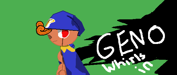 Geno 4 Smash Art