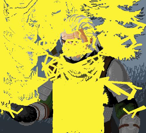 el amarillo queda bien