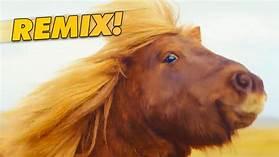Pony salvaje ahhh :v