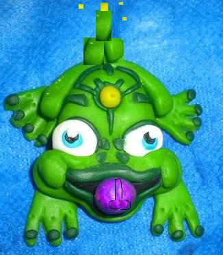 Revenge! froggy eggs 18+
