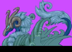dragon de mar (mejorado)
