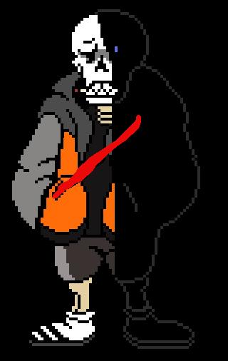 Gavin the skeleton